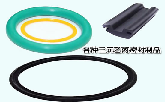 Design of EPDM reclaimed rubber seal products recipe skills