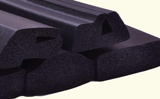 硫化体系影响三元乙丙发泡胶条性能