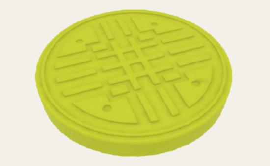 三元乙丙再生胶生产橡胶井盖的优势