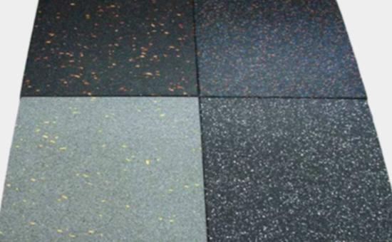 生产室内橡胶地板的轮胎再生胶指标需求