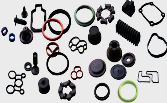 Several common reclaimed plastic materials