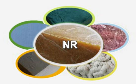 所有的再生胶都可以与天然胶并用吗