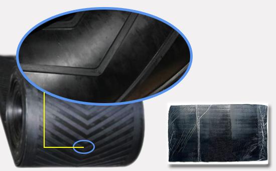 三元乙丙再生胶生产耐高温输送带