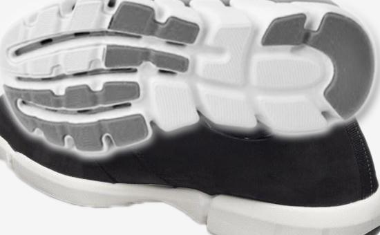 9#落地胶生产运动鞋大底