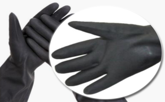 Mysterious Butyl Recycled Rubber Produces Corrosion Resistant Rubber Gloves for Customers