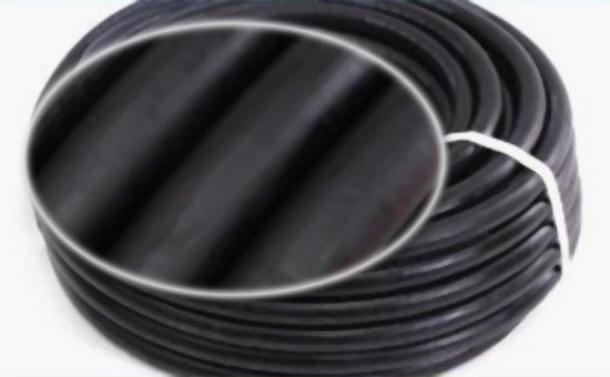 EPDM recycled rubber produces odorless air tube