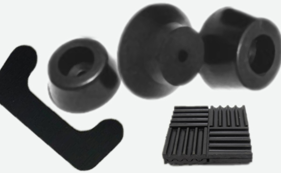 Example of rubber cushion produced by Ding Ji regeneration rubber