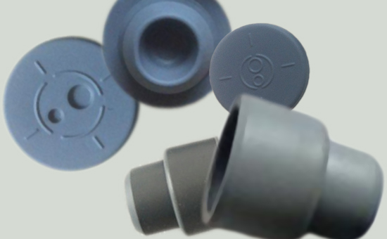Butyl reclaimed rubber production medical stopper