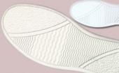 鸿运环保塔尔油解决白色橡胶鞋底迁移问题