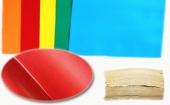 60%白乳胶再生胶生产彩色胶板