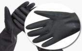神秘的丁基再生胶生产防腐蚀橡胶手套客户