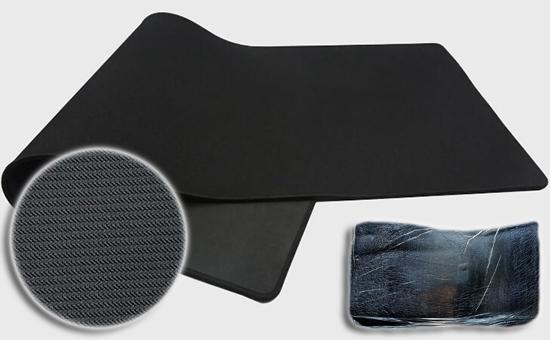 乳胶再生胶鼠标垫优势及生产技巧