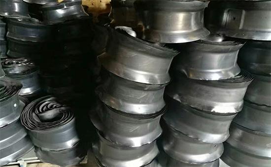 胎面再生胶生产橡胶垫带