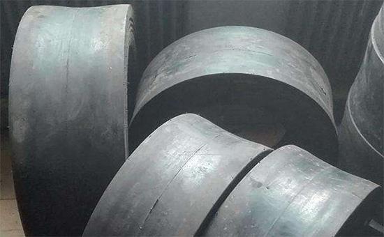 丁晴再生胶解决光面轮胎溶胀问题