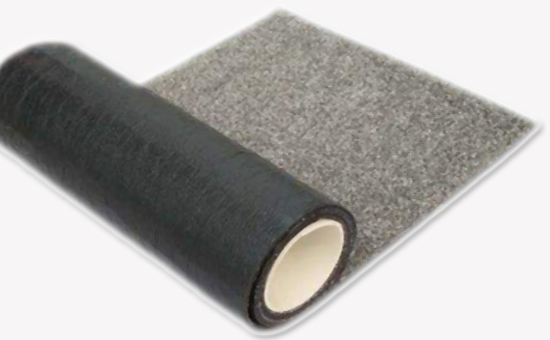 Application of vulcanized rubber powder in waterproofing membrane