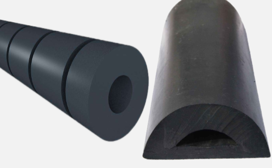 Application of Butyl Recycled Rubber in Vibration Absorbing Rubber Products