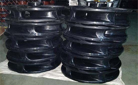 三元乙丙再生胶生产橡胶叶轮