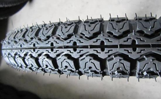 细粒子再生胶生产摩托车外胎配方