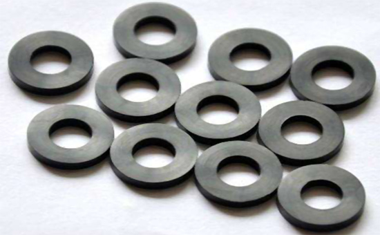 Common reinforcing filler for EPDM rubber products