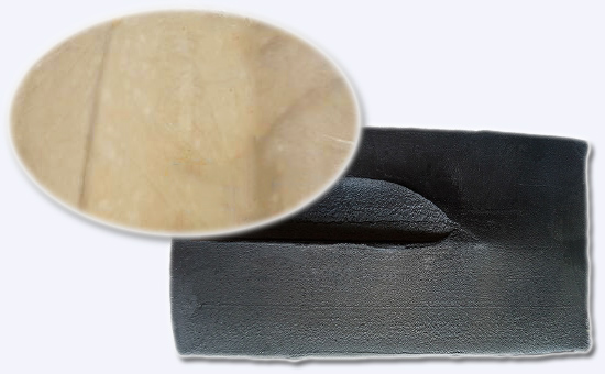 The difference between butyl rubber and butyl reclaimed rubber