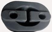 掺用环保EPDM再生胶生产汽车消声器吊耳
