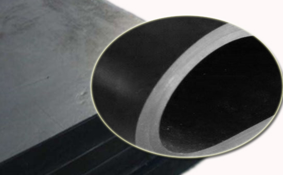 Butyl reclaimed rubber to produce rubber sheet