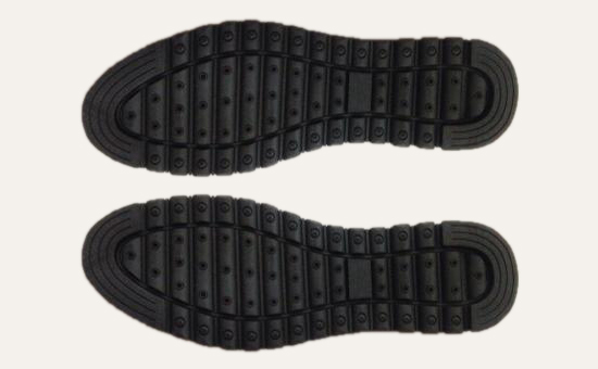 Tread reclaimed rubber production rubber outsole for formula (2)