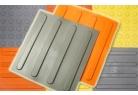 轮胎胶粉在橡胶盲道砖中的应用实例