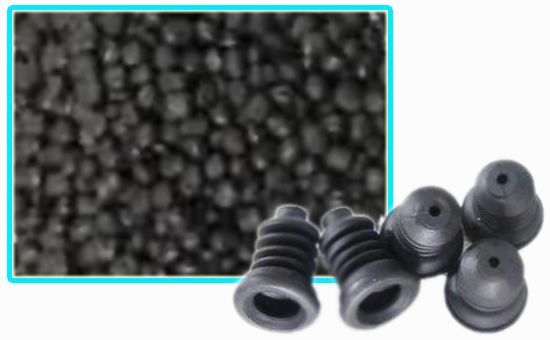 Preparation of TPV from recycled butyl rubber and polypropylene
