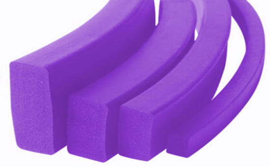 Ways to improve the extrusion process of latex sponge strips