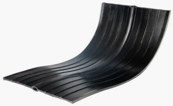 Rubber waterstop with 1# high strength reclaimed rubber