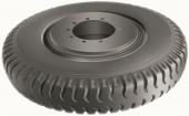 海绵轮胎选择丁基再生胶的理由与作用