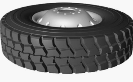 Tips for tire rubber in tread rubber