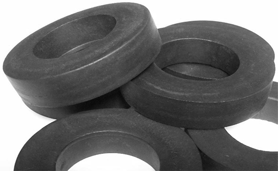 Filler in EPDM reclaimed rubber foamed products