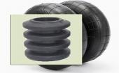 轮胎胶粉在橡胶空气弹簧中的应用