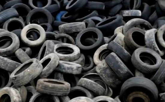 Tire reclaimed rubber can produce high quality rubber products