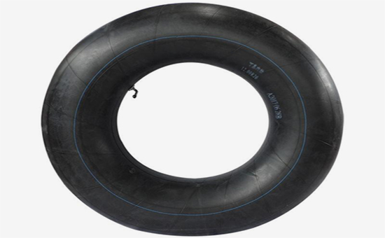 Butyl reclaimed rubber used in inner tubes of heavy-duty vehicles