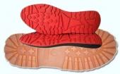 多种橡胶鞋底选择乳胶再生胶的理由