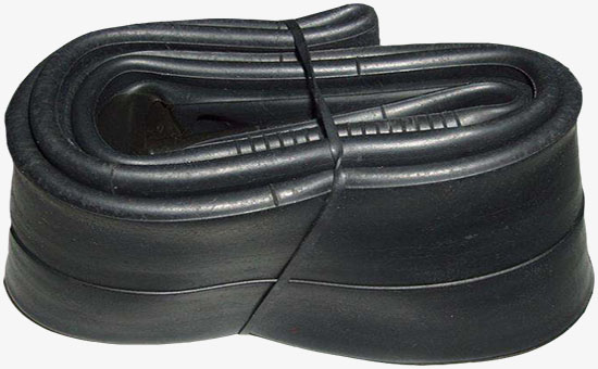 Three common carbon blacks in butyl inner tube