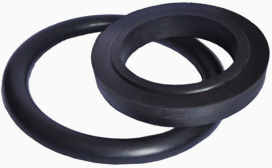 The role and skill of using latex reclaimed rubber in natural rubber seals