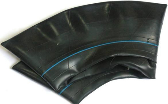 Butyl inner tube with reclaimed rubber needs to adjust the formula