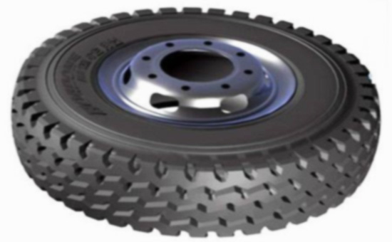 Application skills of tire reclaimed rubber in light tires