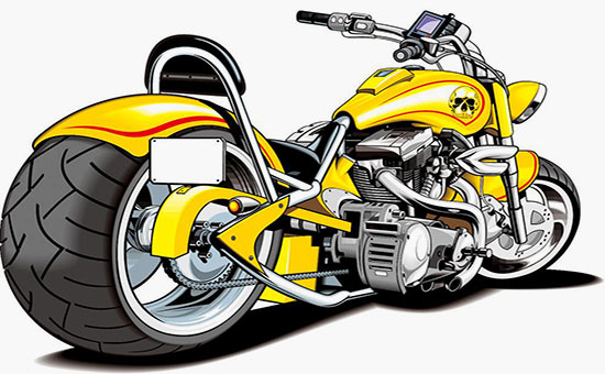 Application skills of rubber powder in motorcycle tread rubber