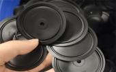 超细轮胎再生胶生产橡胶隔膜