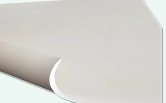 Three Raw Materials for Reducing the Cost of White Natural Rubber Board