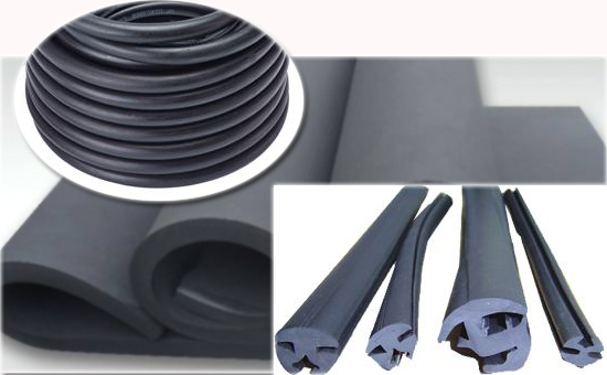 How to improve the heat resistance of EPDM rubber compound with low sulfur blending