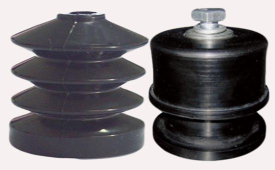 Application skills of recycled rubber in EPDM damping materials