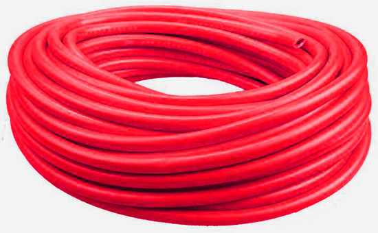 Recycled rubber grade suitable for red ordinary rubber hose
