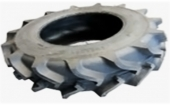 农业轮胎胎冠胶中轮胎再生胶的添加比例