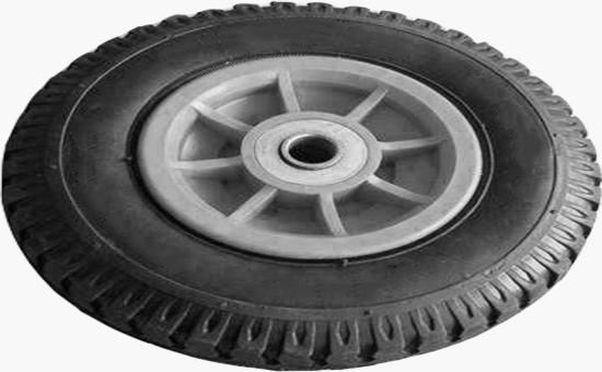 手推车轮胎胎面胶掺用再生胶参考配方